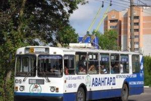 В Брянске скорректировали расписание троллейбусов №№ 12, 4, 5 и 14