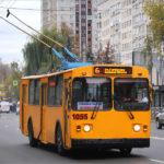 В Брянске отменено пять рейсов троллейбусов — «единицы» и «шестёрки»