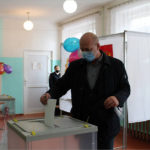 В первый состав Жуковского окрсовета прошли четыре партии. И Николай Лучкин