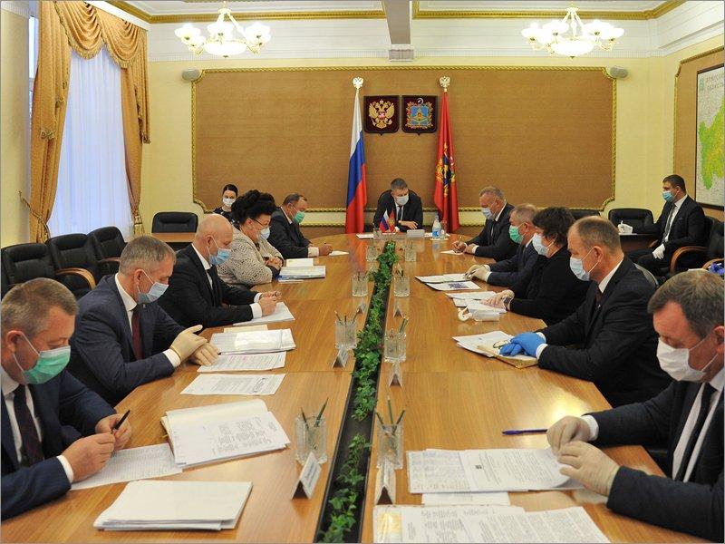 Брянский губернатор определился со списком своих заместителей