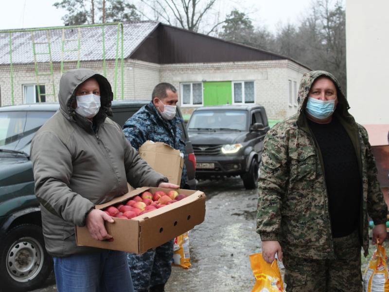 Помнить о других: «Мираторг» помог воспитанникам  школы-интерната в Климовском районе