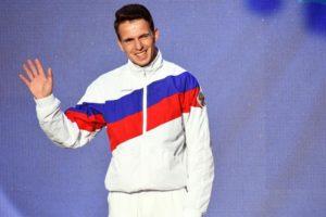 Илья Иванюк включён в состав сборной России на Олимпиаду в Токио