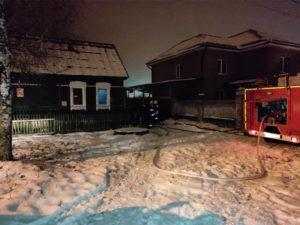 Жертвой пожара в Радице-Крыловке стал пожилой мужчина