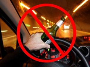 В Брянске с начала года поймали 958 пьяных водителей