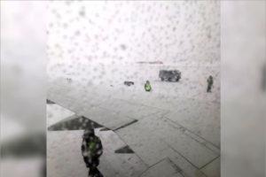 Брянский аэропорт закрыт по погодным условиям