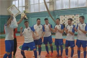 «БрянскАгроСтрой» победил «Сбербанк» в третьем финале подряд