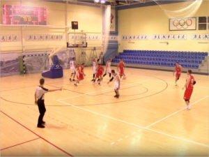 Баскетбольный «Брянск» в следующие выходные будет бороться за выход в «финал четырёх»