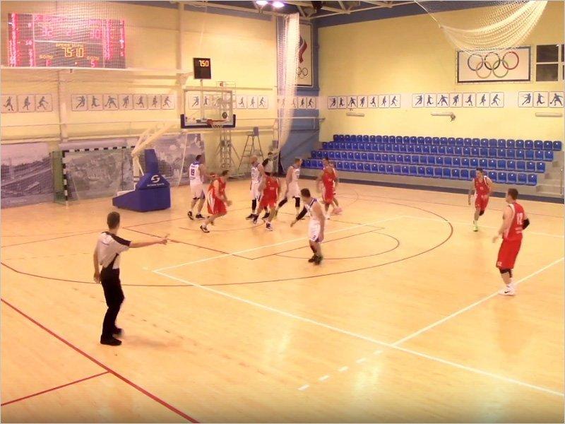 Баскетбольный «Брянск» проиграл первую игру в сезоне