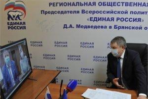 Медиарейтинг брянского губернатора поднялся в пятый десяток