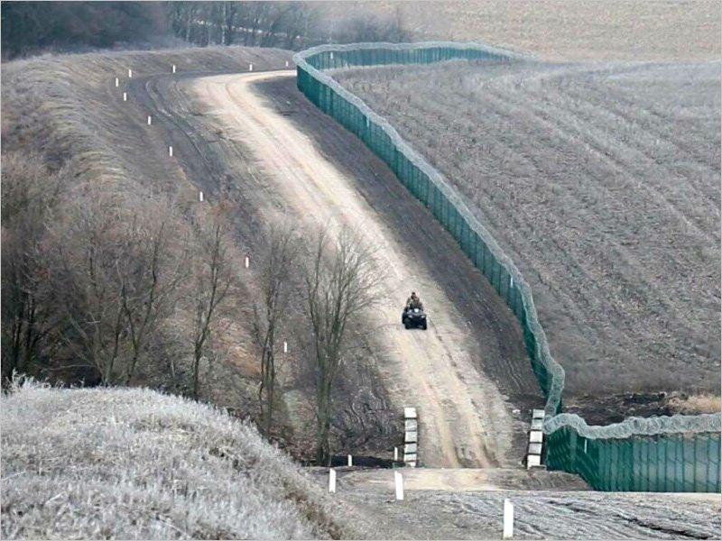 После перестрелки на границе России и Украины возбуждено уголовное дело