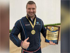Брянский спортсмен Александр Бояров признан «Армлифтером года»