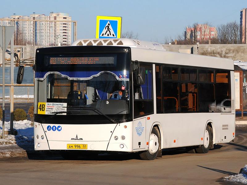 Микрорайон Уральский в Брянске оставили без автобусов №48 и 48К. Но вернули 33К