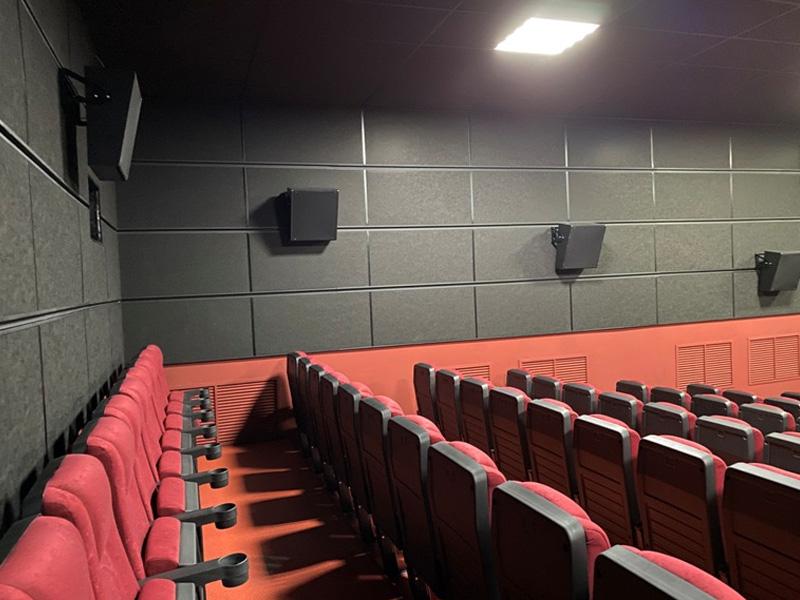 В Новозыбкове открывается обновлённый кинотеатр «Октябрь»