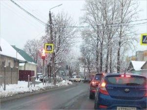 Машина «Яндекс.Такси» попала в смертельное ДТП в Брянске из-за летней резины
