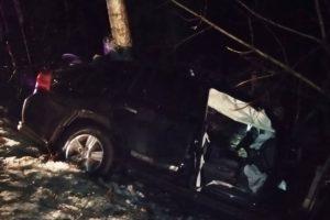 Директор белобережского ГДК Александр Максимов погиб в аварии на своём Land Cruiser