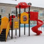 В 12 детсадах Брянска появились новые игровые площадки. За счет инициативного бюджетирования