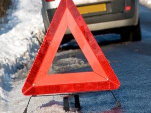 В Клетне водитель, пытаясь предотвратить аварию, травмировался сам
