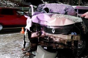 «Яндекс.Такси» открестились от брянской аварии с погибшим пассажиром