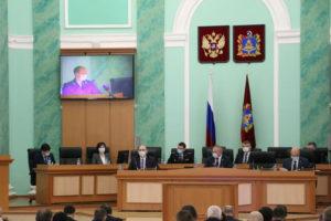 Брянская облдума подтвердила полномочия депутата от ЛДПР Виталия Новикова