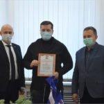 В региональном исполкоме «Единой России» вручены награды брянским волонтёрам