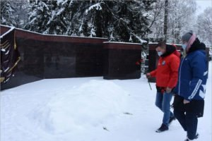 Волонтёры «Единой России» в День неизвестного солдата почтили память защитников Отечества