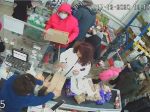 Брянская полиция ищет пару, расплатившуюся в Новозыбкове поддельной купюрой