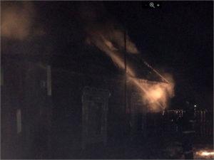 В брасовском Городище в ночном пожаре погиб 45-летний мужчина
