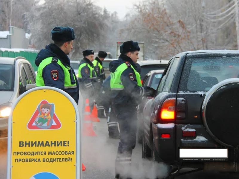 Бежицких водителей 17 декабря проверят на соблюдение правил перевозки детей