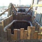 В Брянске продолжается реконструкция канализационного коллектора на Набережной