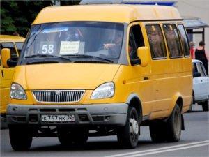 Жители Бежицкого района требуют вернуть им идиотски отменённую 58-ю маршрутку