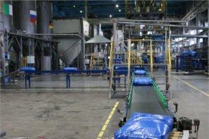 В Карачеве запущена линия по производству изоленты для магистральных трубопроводов