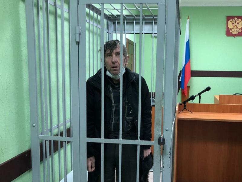 Убийцу найденной в мусорном контейнере «брянской мумии» суд отправил на 9 лет в колонию строгого режима