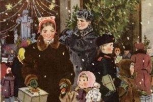 Брянский краеведческий музей пригласил встретить новый год «по-советски». И в масках