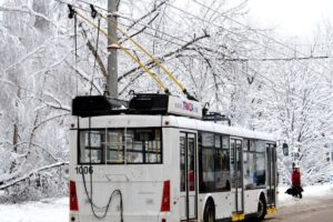 Брянские троллейбусы с 31 декабря по 10 января будут работать по особому расписанию