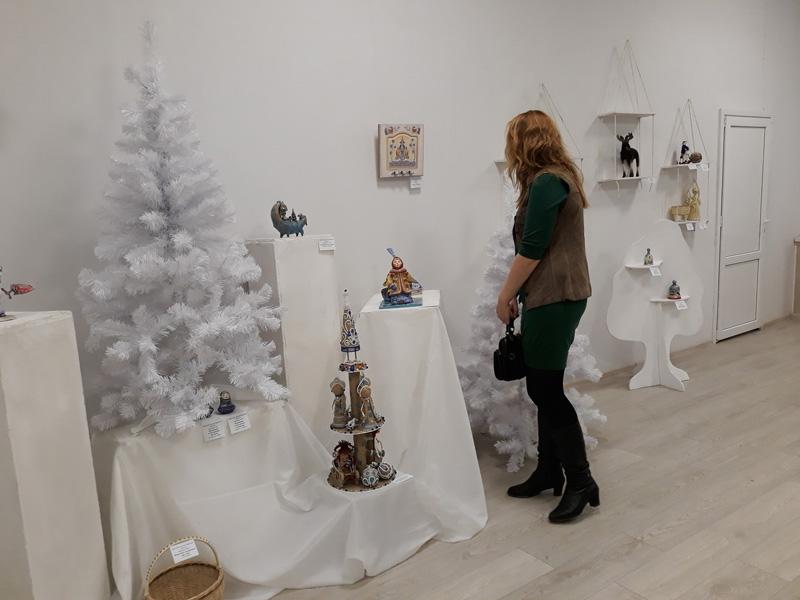 В городском выставочном зале Брянска расскажут «Всё про Новый год!»