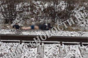 В Новозыбкове поезд «Москва-Климов» наcмерть сбил мужчину