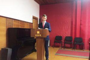 Депутат облдумы Павлов покинул пост руководителя брянского комсомола