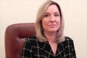 Ольга Павлова сменила Варвару Сафронову во главе Контрольно-счетной палаты Брянской области