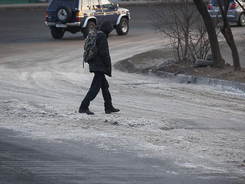 Легкомысленный пешеход из Унечи легко отделался, попав под машину