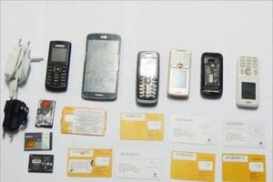 До клинцовской колонии ИК-6 не долетело два свёртка с телефонами и sim-картами