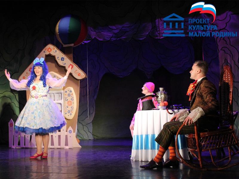 В Брянском ТЮЗе готовится к премьере музыкальный «Поросенок Кнок»