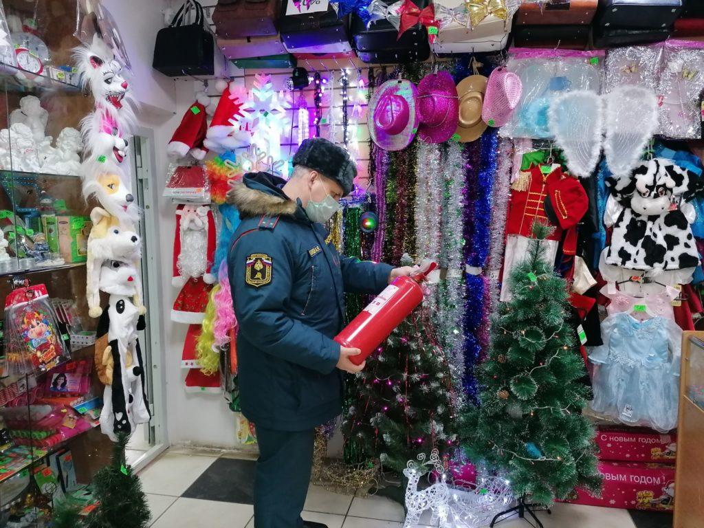 Брянские сотрудники МЧС объявили «Новый год»