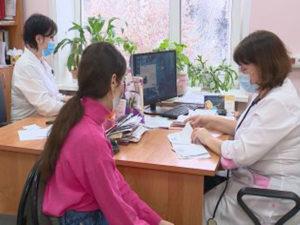 Брянские врачи и в праздники остаются на страже здоровья жителей области