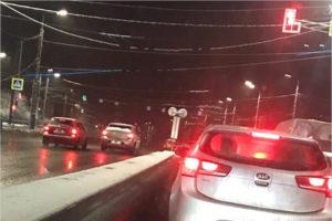 В Брянске на Городищенском повороте движение стало четырёхполосным