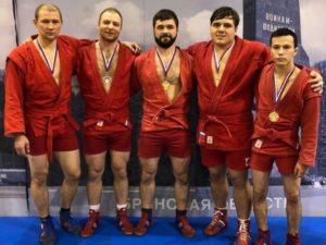 Брянские самбисты взяли четыре «золота» из восьми на чемпионате ЦФО