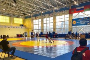 Брянские самбисты завоевали 15 медалей на домашнем чемпионате ЦФО