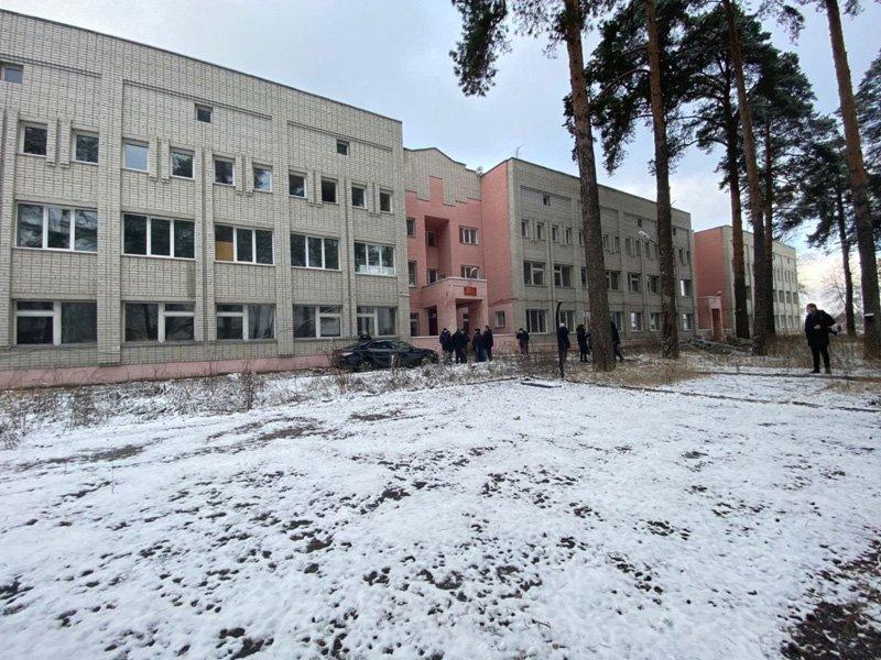 Заброшенное здание Жуковского санаторного детдома переделают под Дом детства