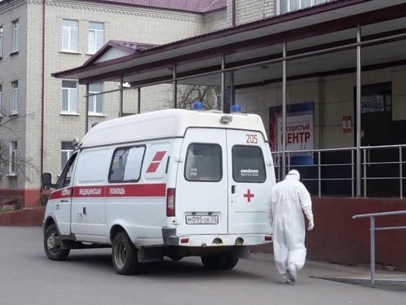 Районы Брянской области «оттянули» заболеваемость COVID-19 на себя