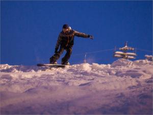 Абоненты Tele2 в прошлом году предпочитали кататься на горных лыжах в Центральной России