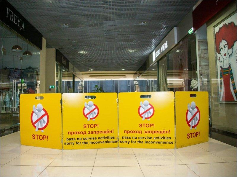 Брянские власти закрыли игровые комнаты в ТРЦ